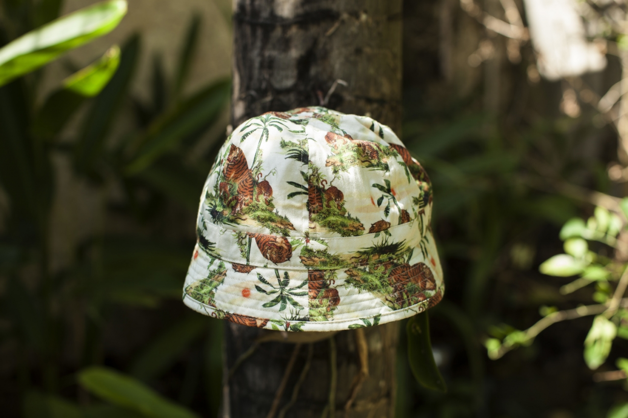 stevie anderson Harimau Aloha