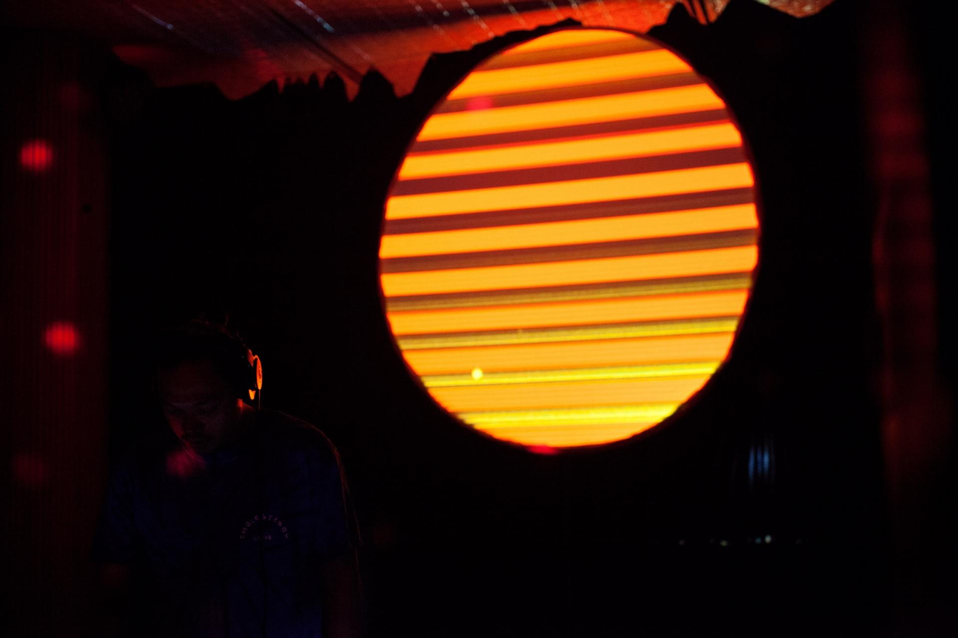 stevie anderson Sun down circle